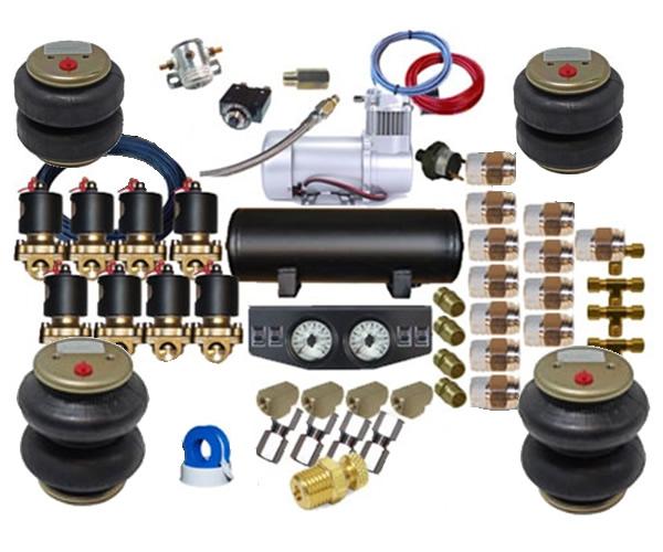 universal air suspension kitsair suspension kits. Black Bedroom Furniture Sets. Home Design Ideas
